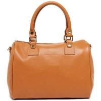 Väskor Dam Handväskor med kort rem Christian Laurier BLANCA CAMEL FONCE