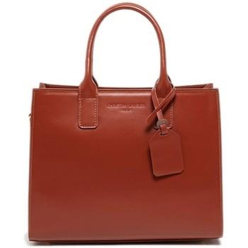Väskor Dam Handväskor med kort rem Christian Laurier IZEL BRIQUE