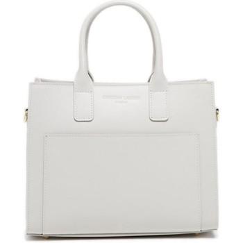 Väskor Dam Handväskor med kort rem Christian Laurier MIA GRIS CLAIR