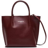 Väskor Dam Handväskor med kort rem Christian Laurier LAVA BORDEAUX