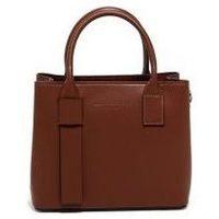 Väskor Dam Handväskor med kort rem Maison Heritage MINI FARA MARRON