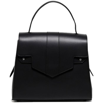 Väskor Dam Handväskor med kort rem Maison Heritage LENI NOIR