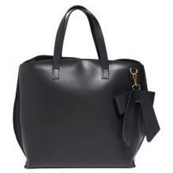 Väskor Dam Handväskor med kort rem Maison Heritage MINI LILA NOIR