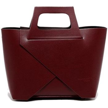 Väskor Dam Handväskor med kort rem Maison Heritage RITA BORDEAUX