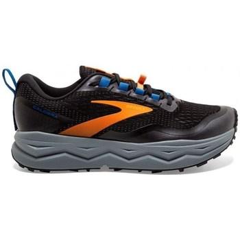 Skor Herr Sneakers Brooks Caldera 5 Svarta