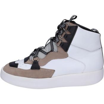 Skor Dam Höga sneakers My Grey Mer BJ745 Vit