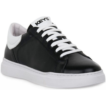 Skor Herr Sneakers Keys BLACK SNEAKER Nero