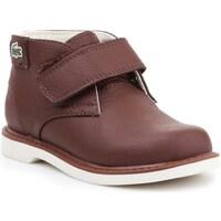 Skor Barn Boots Lacoste 730SPI301177T Bruna