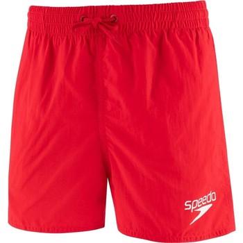 textil Pojkar Badbyxor och badkläder Speedo  Röd
