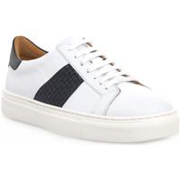 Skor Herr Sneakers Soldini COLORADO BIANCO BLU Bianco