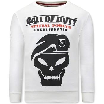 textil Herr Sweatshirts Local Fanatic Call Of Duty Vit