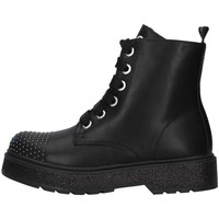 Skor Flickor Boots Café Noir C-800 BLACK