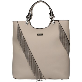 Väskor Dam Handväskor med kort rem Gattinoni BENEU6503WV WHITE