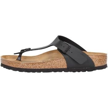 Skor Flip-flops Birkenstock 043691 BLACK