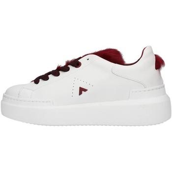 Skor Dam Sneakers Ed Parrish LALDMA11 WHITE