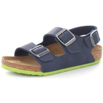 Skor Pojkar Sandaler Birkenstock 035203 BLUE