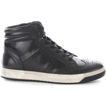 Skor Herr Höga sneakers IgI&CO 6712000 BLACK