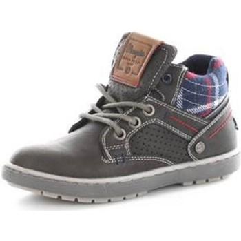 Skor Barn Höga sneakers Wrangler WJ16238 GRAPHITE