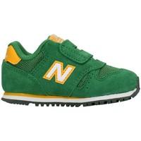 Skor Pojkar Sneakers New Balance IV373SGW GREEN