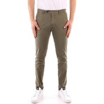 textil Herr Chinos / Carrot jeans Roy Rogers P21RRU013C9250112 GREEN