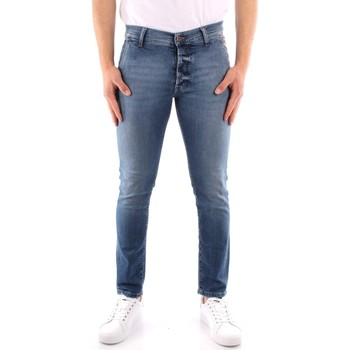 textil Herr Stuprörsjeans Roy Rogers P21RRU006D3171194 BLUE