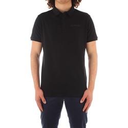 textil Herr Kortärmade pikétröjor Trussardi 52T00488 1T003603 BLACK