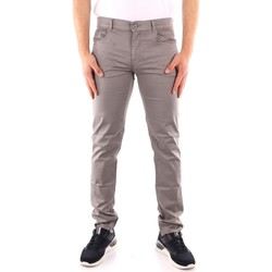 textil Herr 5-ficksbyxor Trussardi 52J00007 1Y000168 GREY