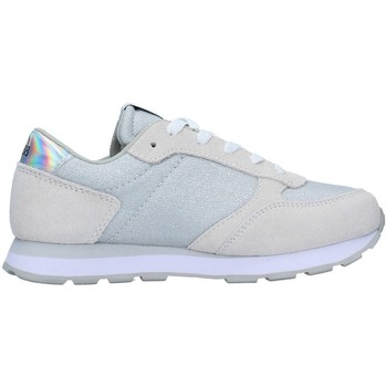 Skor Flickor Sneakers Sun68 Z31404 SILVER