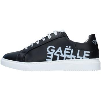 Skor Dam Sneakers GaËlle Paris G-620 BLACK