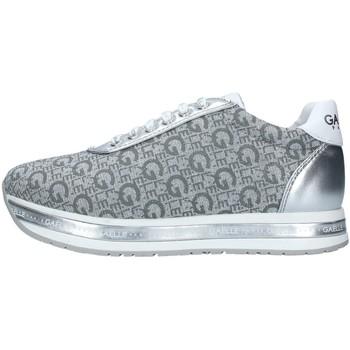 Skor Dam Sneakers GaËlle Paris G-681 SILVER