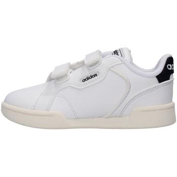 Väskor Pojkar Sneakers adidas Originals FY9284 WHITE