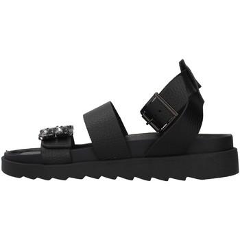 Skor Dam Sandaler Apepazza S1SOFTWLK05/LEA BLACK
