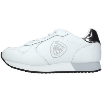 Skor Flickor Sneakers Blauer S1LILLI01/LEA WHITE