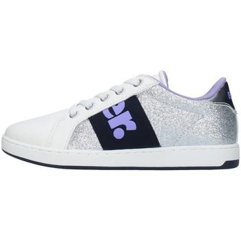 Skor Flickor Sneakers Blauer S1DORY04/GLI SILVER