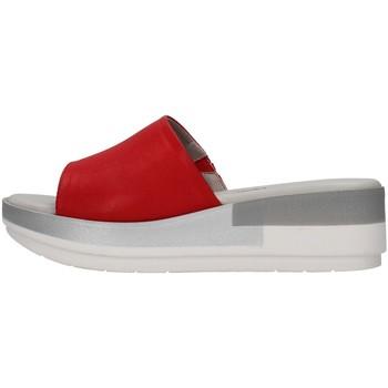 Skor Dam Tofflor Melluso 018854 RED