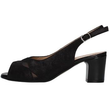 Skor Dam Sandaler Melluso S630 BLACK