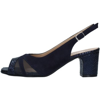 Skor Dam Sandaler Melluso S631 BLUE