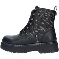 Skor Dam Boots Café Noir FF906 BLACK