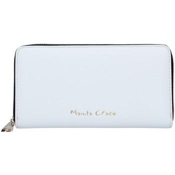 Väskor Dam Plånböcker Manila Grace D226EU WHITE