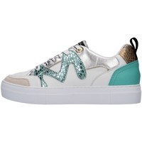 Skor Dam Sneakers Manila Grace S657LW AQUA BLUE