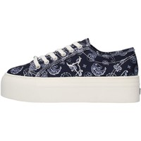 Skor Dam Sneakers Windsor Smith RUBY NAVY BLUE