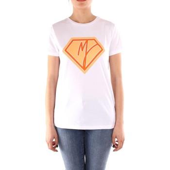 textil Dam T-shirts Manila Grace T004CU WHITE