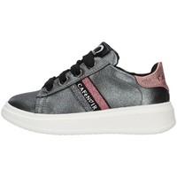 Skor Flickor Sneakers Café Noir C-740 GREY