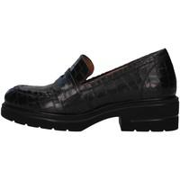 Skor Dam Loafers Melluso R45326 BLACK