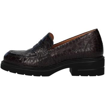 Skor Dam Loafers Melluso R45326 BROWN