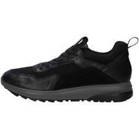 Skor Herr Sneakers IgI&CO 6138900 BLACK