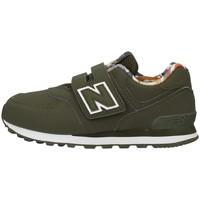 Skor Pojkar Sneakers New Balance YV574GYL GREEN
