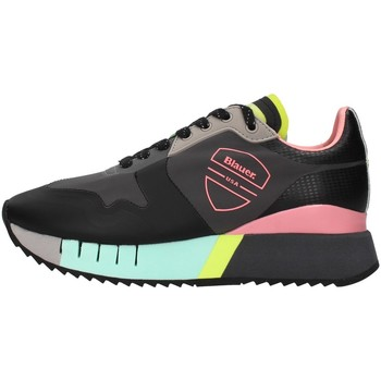 Skor Dam Sneakers Blauer F0MYRTLE03/CAT BLACK