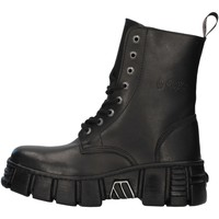 Skor Sneakers New Rock WALL026NBASA BLACK