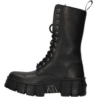 Skor Sneakers New Rock WALL027NBASA BLACK
